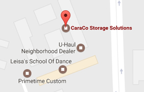 CaraCo Storage Solutions is located at 31 Steve Fonyo Dr, Kingston, ON.